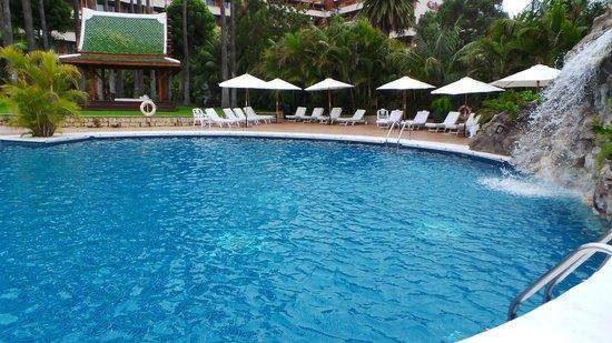 Hotel Botanico & The Oriental Spa Garden: Spa pool