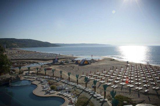 Hotel Borjana: Morning Sea View