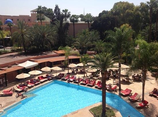 Es Saadi Marrakech Resort - Hotel: Room views