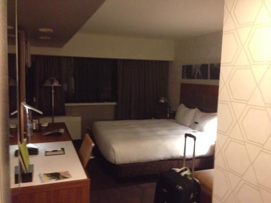 Doubletree Hotel Metropolitan - New York City: la chambre