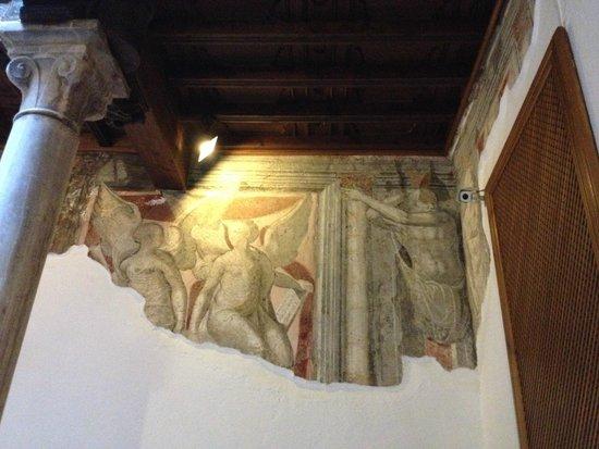 Palacio de Santa Ines: In the Lobby