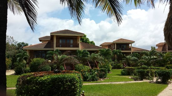 Belizean Dreams Resort: Our Villa