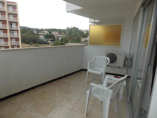 OLA Hotel Panama: balcony