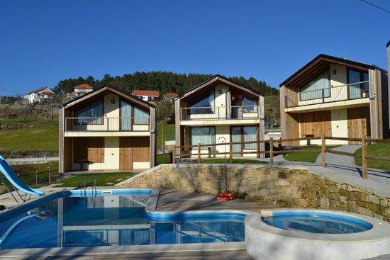 Casa de Lobos: Apartments and swimingpool