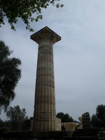 Ancient Olympia: The Statue of Zeus