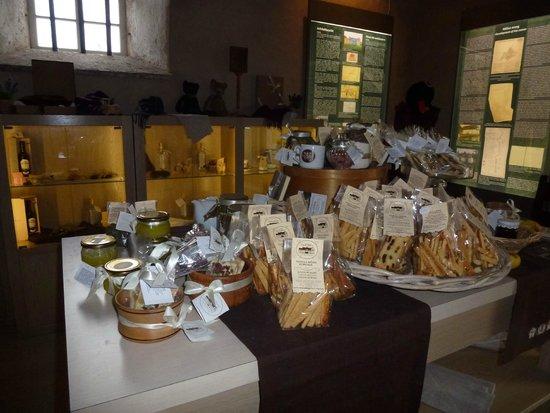 Vihula Manor Country Club & Spa: Магазинчик местной экологической продукции