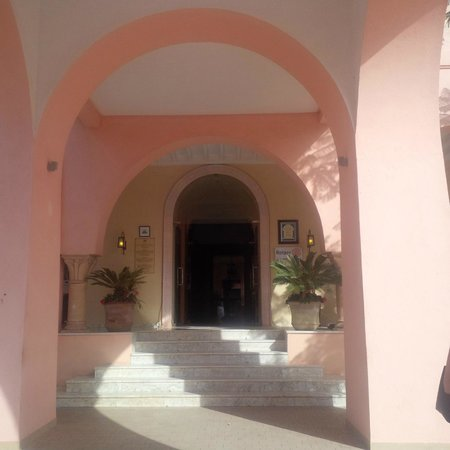 Eden Yasmine Hotel & SPA : Main entrance