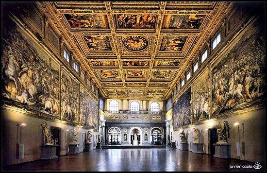 Accademia di Belle Arti (Galleria dell'Accademia): Salas