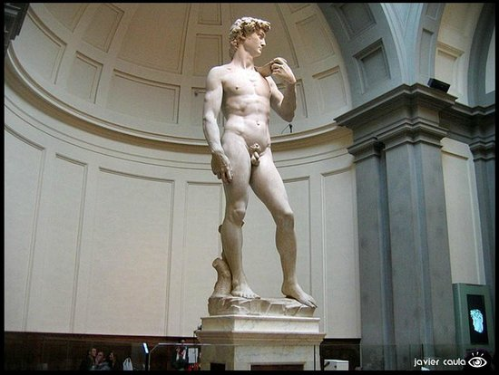 Accademia Gallery: El David
