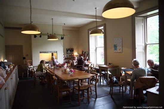 Allan Bank: relaxed cafe area