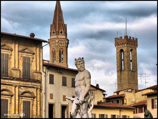 Piazza della Signoria : Vista 4