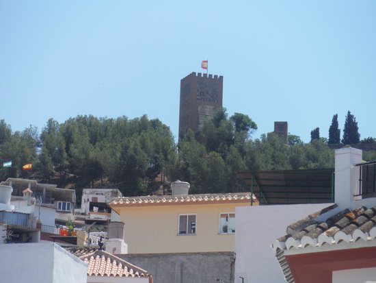 Hotel Palacio Blanco: View from roof