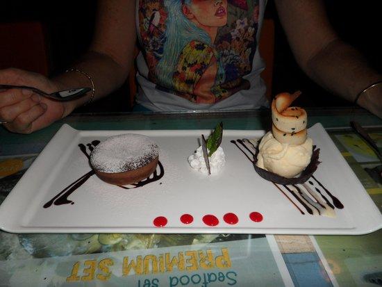 Pavilion Samui Villas & Resort: chocolate heaven!