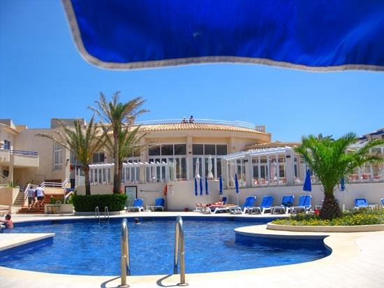La piscina - Parque Nereida