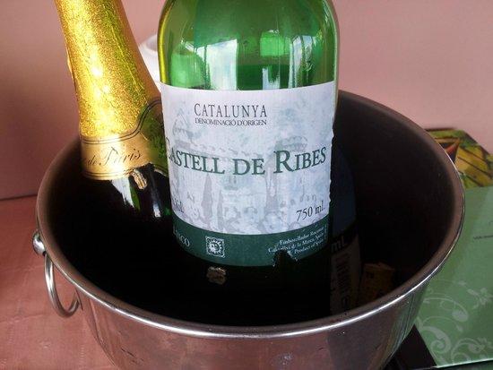 Melia Buenavista: Vino de mesa barato