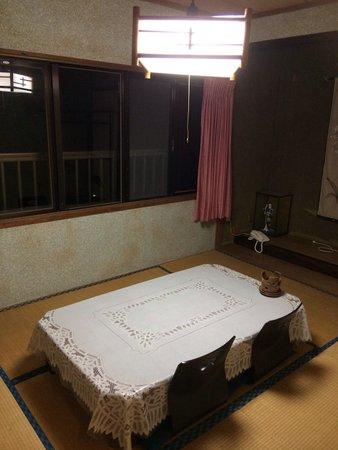 Kappo ryokan Minatoso: 客室