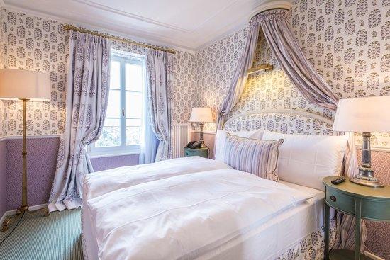 Hotel Château Gütsch: Doppelzimmer Superior