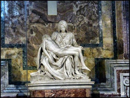 La Pieta: Vista1