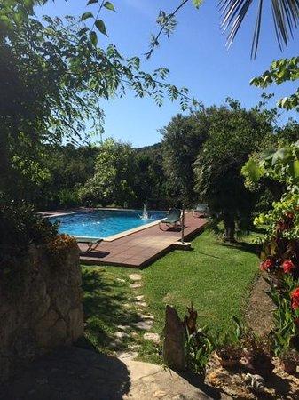 pool im garten - picture of finca can guillo, pollenca - tripadvisor, Garten und erstellen