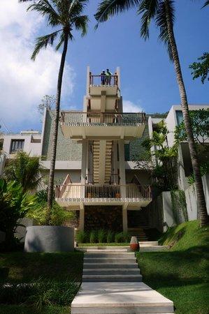 Svarga Resort Lombok: Staircase to Heaven