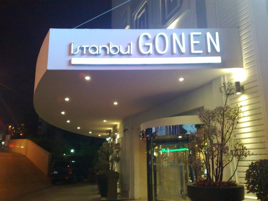 Istanbul Gonen Hotel: Gonen Hotel, Istanbul Airport