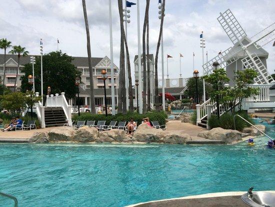 Disney's Beach Club Resort: Pool