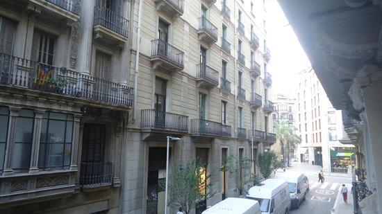 Grupotel Gravina : Vista desde el balcón del hotel