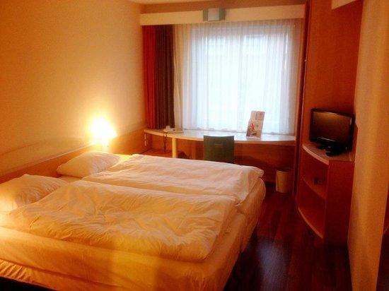 Ibis Münster City: Bedroom