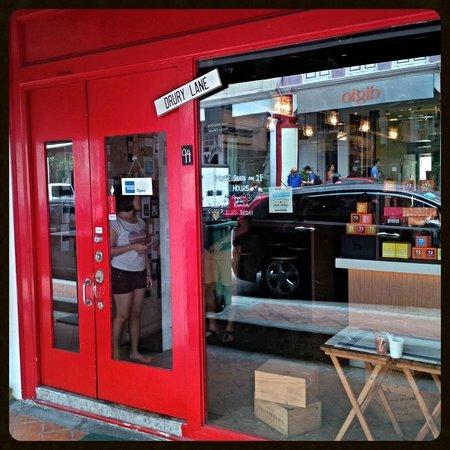 Photo of Cafe Drury Lane at 94 Tanjong Pagar Road, Singapore 088515, Singapore