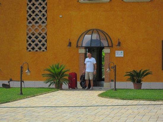 Agriturismo Bacche di Bosco : View of Entrance