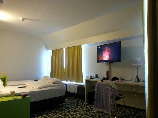 Ibis Styles Wien City: room