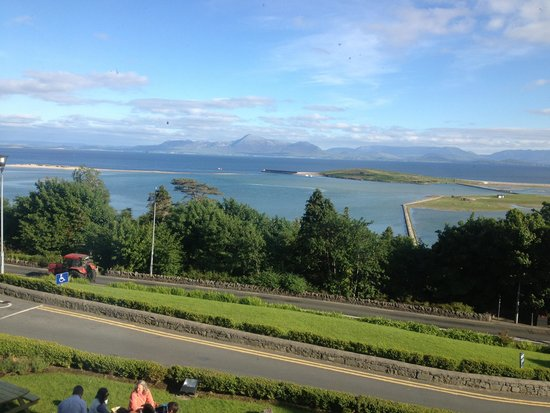 Mulranny Park Hotel : View from our window!