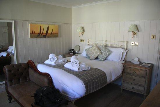 The Swan Hotel: Unser Zimmer im 1. OG