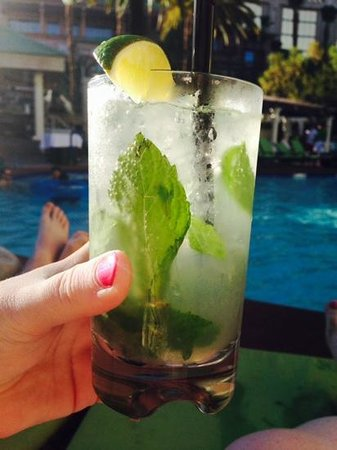 Four Seasons Hotel Las Vegas: great mojito