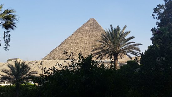 Marriott Mena House, Cairo: World´s wonder
