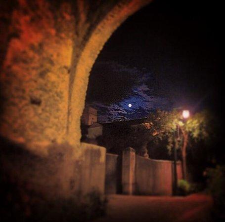 Enotavola - Wine bar - Palazzo della Marra : Palazzo della marra by night