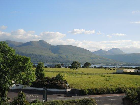 Travel Inn Killarney: вид из окна