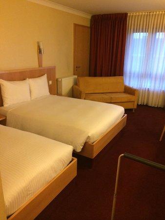 Clayton Hotel Leeds: Room