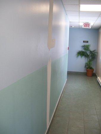 Best Western Plus Gatineau-Ottawa : corridor