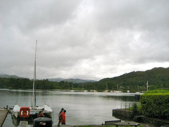 YHA Ambleside: View from the Front Door