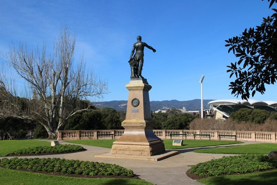 Light's Vision at Montefiore Hill