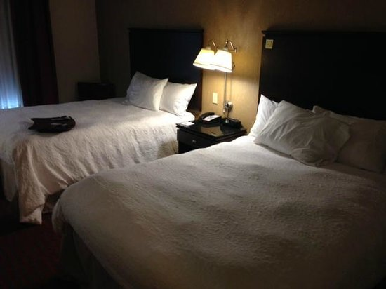 Hampton Inn Richmond-Airport: Bedroom