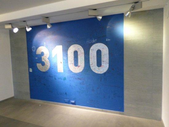3100 Kulmhotel Gornergrat : Вестибюль