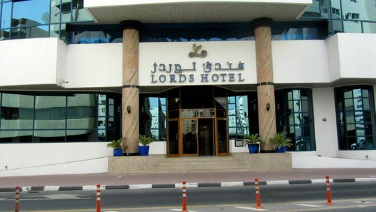 Lavender Hotel Dubai: Фасад