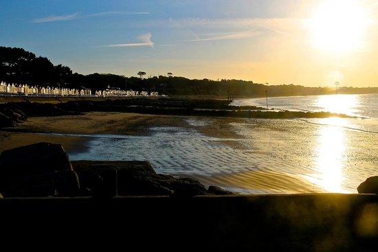 The Beach Hut Cafe : Our beautiful beach