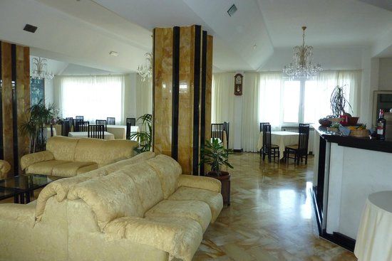 Hotel O Sole Mio: L'espace bar