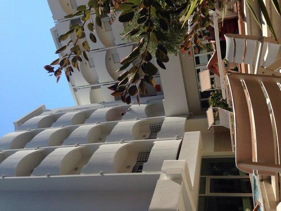 Hotel Vittoria : Esterno