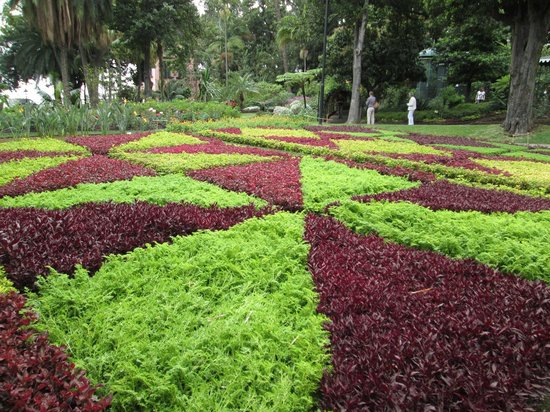 Presidential Palace Garden : Good enough to eat