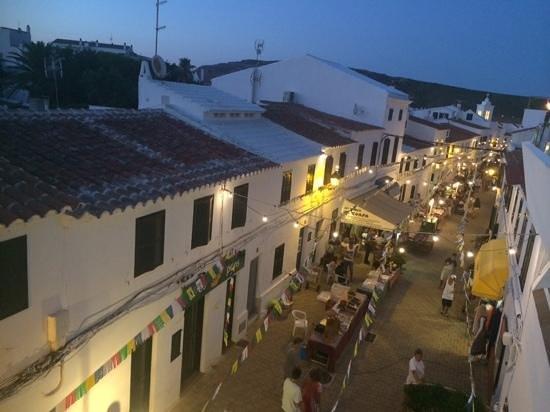 Hostal La Palma: calle major