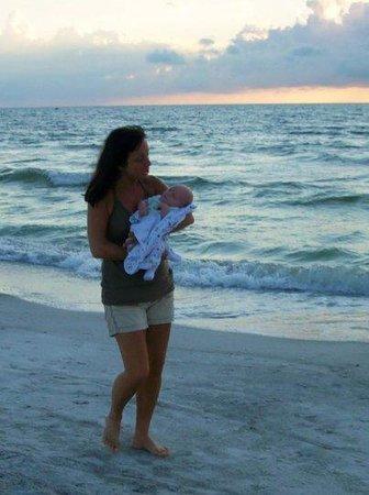 Sand Key Park: grandsons 1st visit here